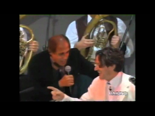 Adriano Celentano Goran Bregović LIVE RAIUNO