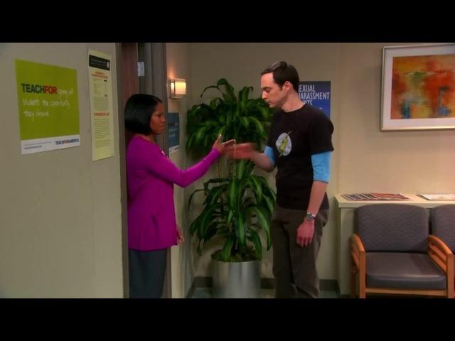 The Big Bang Theory - Right On Sister - My Nigga Version
