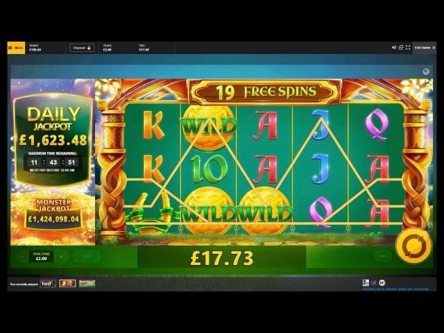 Online Slot Bonus Compilation - Count Duckula, Spinata Grande and More