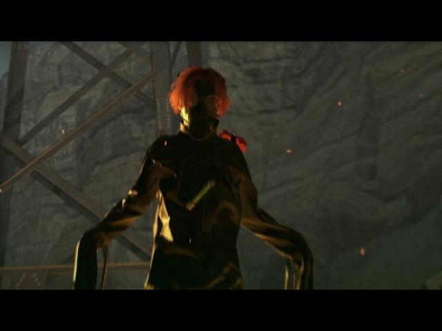 Metal Gear Solid v - Psycho Mantis Trailer Official