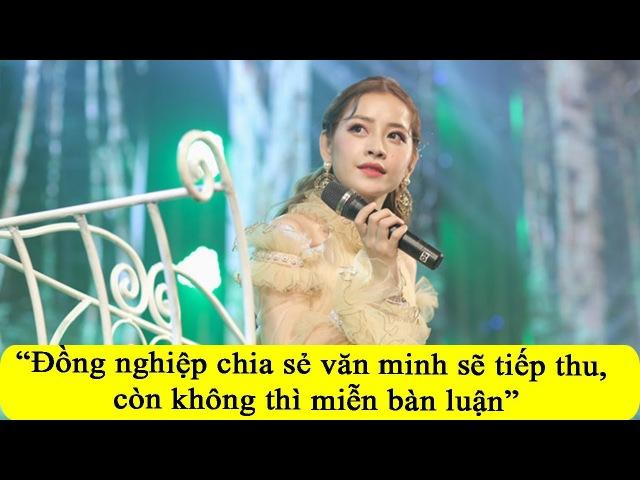 Phát ngôn gây sốc của Chi Pu tại buổi giới thiệu MV debut||Chi Pu 'đáp trả' bình luận Hương Tràm