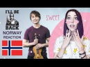 Alexander Rybak - That's How You Write A Song Norway Eurovision 2018 reaction / Норвегия реакция