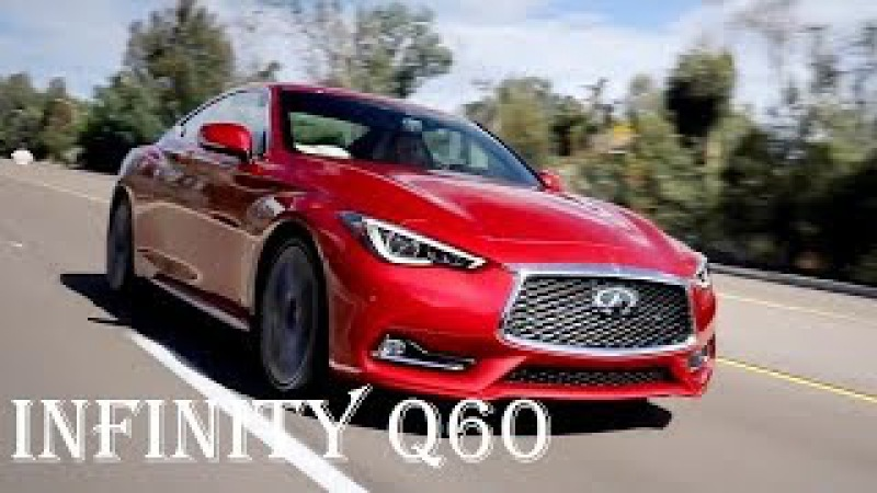 2017 INFINITY Q60 Red Sport 400 Coupe Review - Exhaust, Interior - Specs Reviews | Auto Highlights