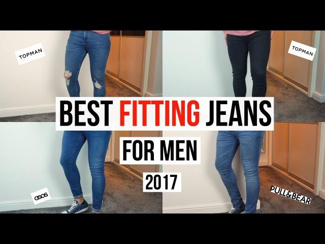 BEST FITTING SKINNY JEANS FOR MEN IN 2017 (Topman, Asos, Pull Bear)