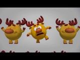 Пин-код - 2015 - Танец дружбы HD (Смешарики - познавательные мультики для детей)