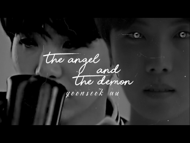 「au」 Yoonseok - Angel and Demon