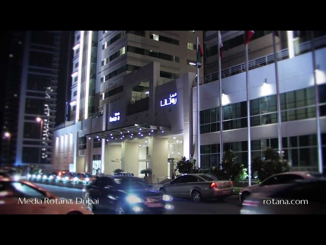 Media Rotana Hotel in Dubai, United Arab Emirates
