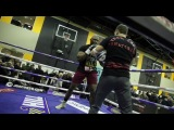 DILLIAN WHYTE (FULL &amp COMPLETE) PUBLIC WORKOUT W TRAINER MARK TIBBS WHYTE v BROWNE
