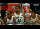 #15 Michigan vs #2 Michigan State March 3,2018 | BTN Men's Basketball  Semifinals 2018