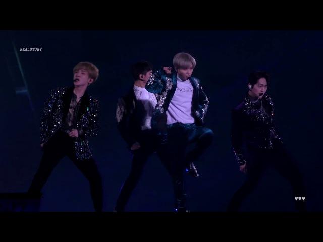 180218 SHINee WORLD THE BEST 2018~FROM NOW ON~ 'Stranger DANCE BREAK' (TAEMIN focus)