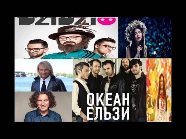 ТОП - 20 Найпопулярніших україномовних кліпів