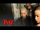 Christina Aguilera's Reaction to P!nk's Alleged AMAs Shade | TMZ