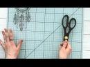 Обзор стеклянного коврика для скрапбукинга от Rozalina!