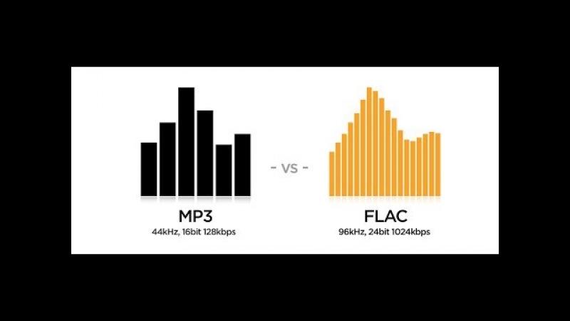 Mp3 vs flac чем кодировать и какая разница
