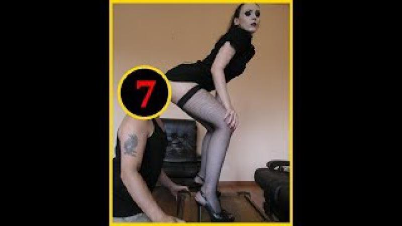 ТОП 10 ПОРНО АКТРИС В ЖАНРЕ BDSM ( Mistress Bojana )