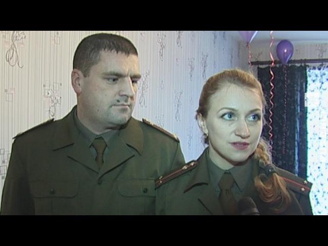 У ваенным гарадку Заслонава 70 сямей атрымалі кватэры (27.11.2017)