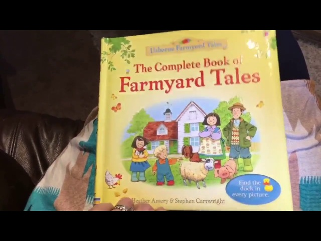 Usborne Complete Book of Farmyard Tales