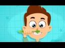 Фикси-советы - Как правильно чистить зубы (Зубная паста)