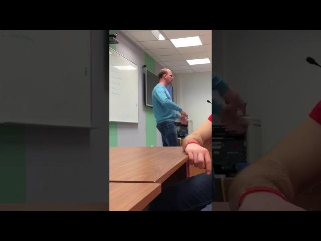 Лекция экономиста УрФУ Константина Юрченко о поколении, взрослевшем в 90-х