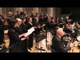 Igor Stravinsky, Messe - Ensemble intercontemporain - George Benjamin