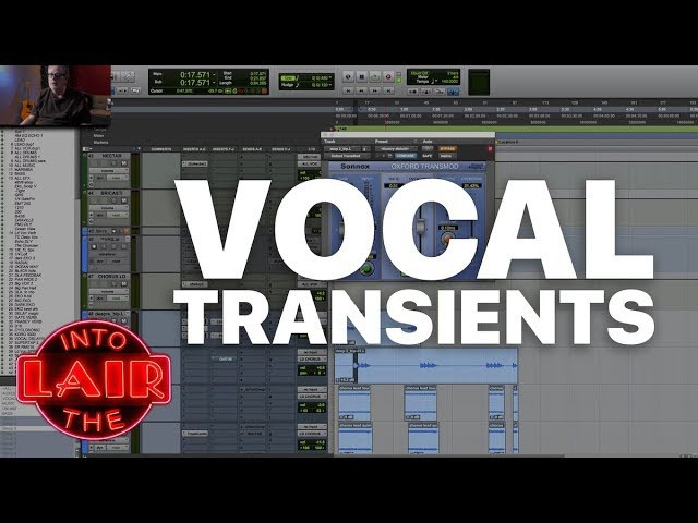 Vocal Transients - Into The Lair 177