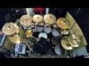 Trivium The Sin and the Sentence Drum Cover