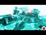 MECHA - Armored Core AMV Saliva - Superstar cover