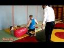 Шоссон в историческом фехтовании 3 (chausson footwork)