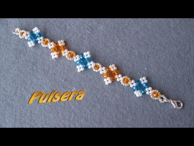 DIY -Pulsera de verano - DIY-easy summer bracelet