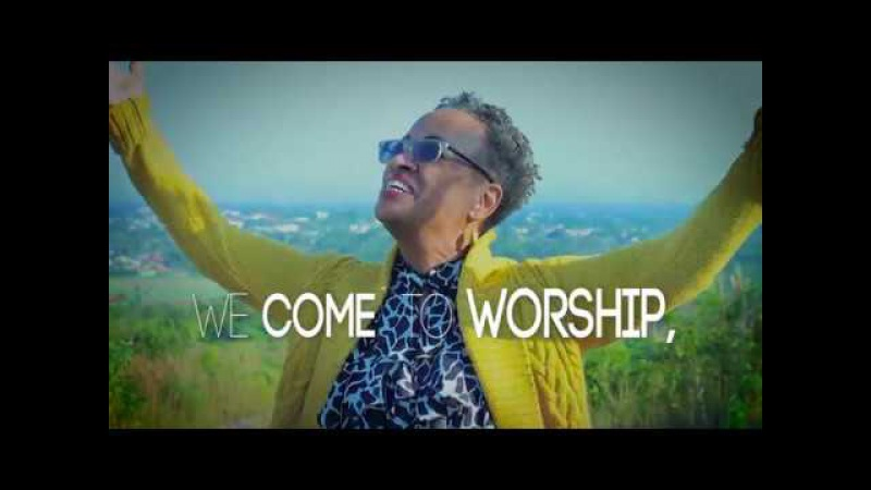 Belizean Christmas | We Come to Worship by Alida Sharp (Lyric Video)