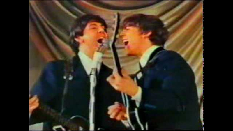 The Beatles - Concert In Manchester-1963-She Loves You,Twist And Shout.mpg