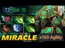 Miracle Nyx Nyx Nyx Assassin Dota 2