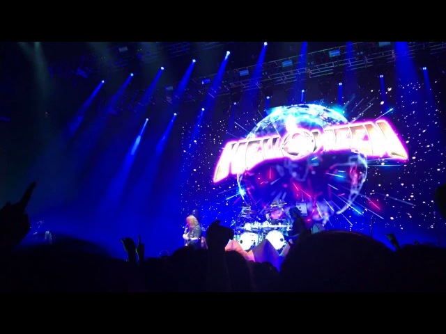 Helloween PUMPKINS UNITED JAPAN TOUR- Future World Mar 16 2018