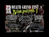 St. Vagina Dentata BLOOD VOMIT FRESH fest 1 (full)