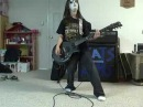 Slipknot - The Blister Exists played by a 12 Year old