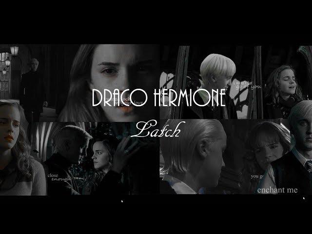Draco hermione || latch
