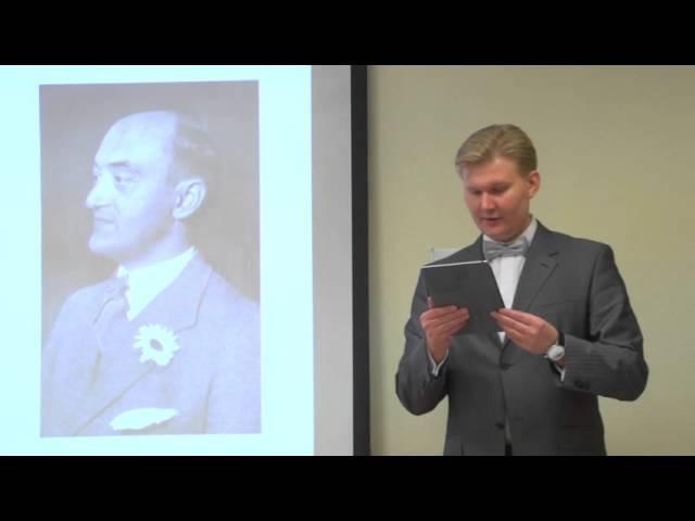 Тринадцатая лекция курса Ретроспектива экономической мысли (окончание)