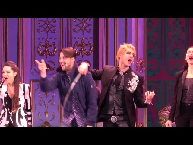 Mozart l'Opera Rock Shanghai Fan Meeting-30.12.2017 part1