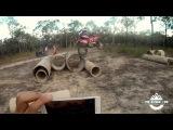 LATEST ENDURO COACHING - Tossed bikes and Stunts!