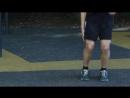 Домашняя тренировка ног лучшие упражнения WorkOut фитнес городских улиц