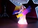 Лашко Анна юниоры шоу дебют