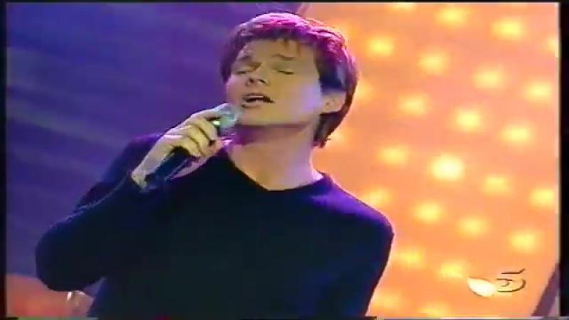 A-ha TVE Crónicas Marcianas 2000 - Summer moved on