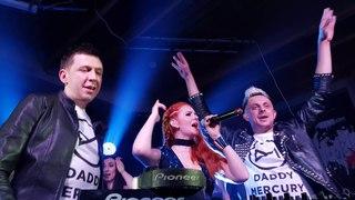 Lena Katina & Daddy Mercury - Лена Катина - Wake Up Call @ Мумий Тролль Бар Москва 3|3 2018