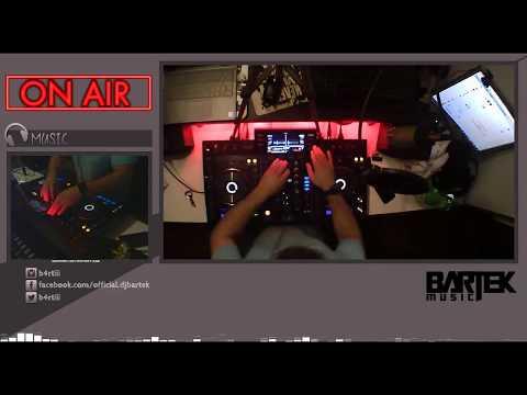 BARTEK HARDSTYLE RAWSTYLE NOVEMBER 2017 Facebook Livestream