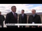 Первая солнечная электростанция заработала в Саратовской области