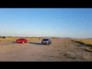 Драг 16.09.2017 Skoda Octavia tour 1.8 turbo 150 лс сток VS Mitsubishi Eclipse 2.0 220лс сток