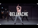 1Million dance studio Bellyache - Billie Eilish (Marian Hill Remix) / Ara Cho Choreography