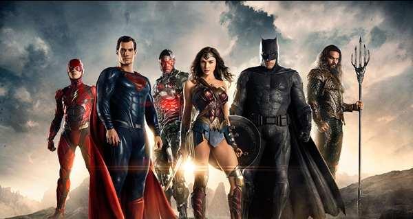Justice League Torrent