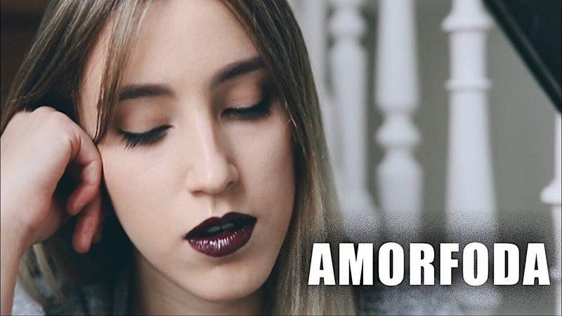 Amorfoda - Bad Bunny - Cover Xandra Garsem