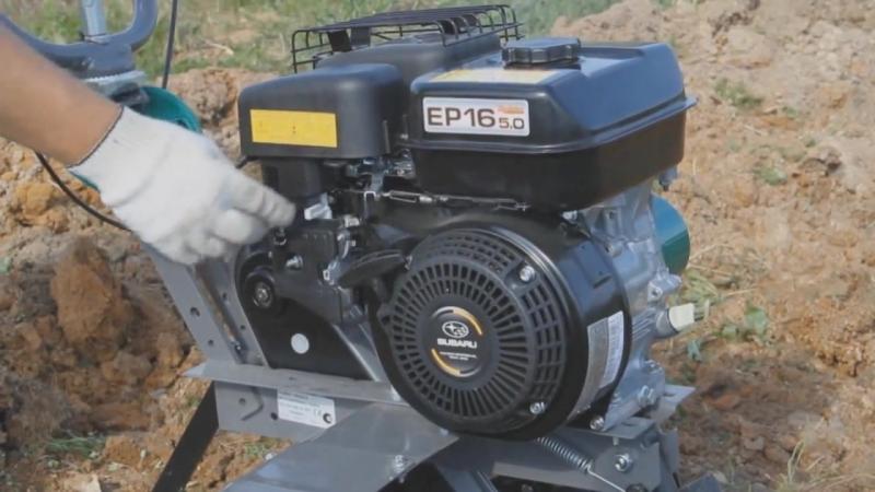 Мотокультиватор Caiman Eco MAX 50 SC2 с реверсом